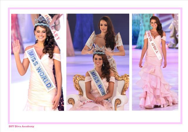 Miss World - Rolene Strauss
